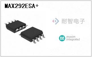 MAX292ESA+