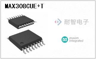 MAX308CUE+T