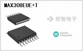 MAX308EUE+T