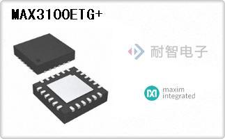 MAX3100ETG+