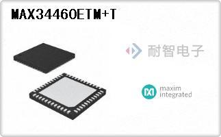 MAX34460ETM+T