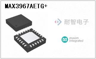 MAX3967AETG+