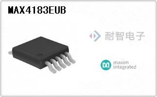 MAX4183EUB