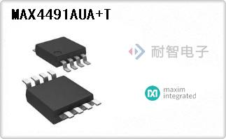 MAX4491AUA+T