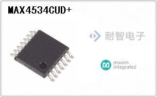 MAX4534CUD+