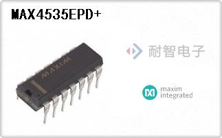 MAX4535EPD+