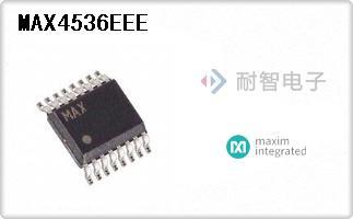 MAX4536EEE