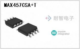 MAX457CSA+T