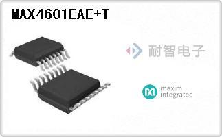 MAX4601EAE+T