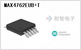 MAX4762EUB+T