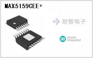 MAX5159CEE+