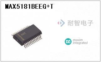 MAX5181BEEG+T