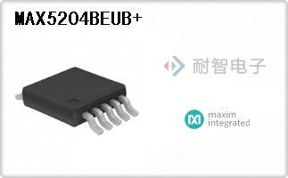 Maxim公司的数模转换器芯片-MAX5204BEUB+