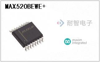 MAX520BEWE+