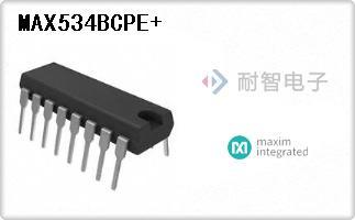 MAX534BCPE+