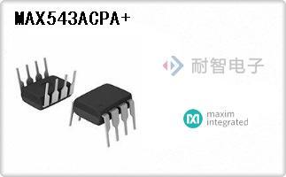 MAX543ACPA+