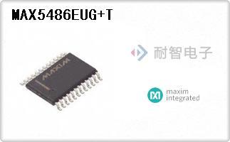 MAX5486EUG+T