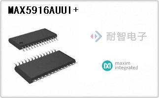 MAX5916AUUI+