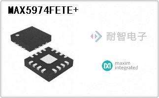 MAX5974FETE+
