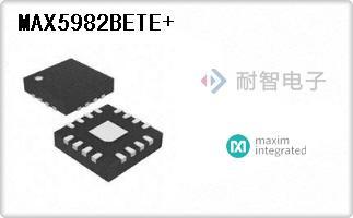 MAX5982BETE+