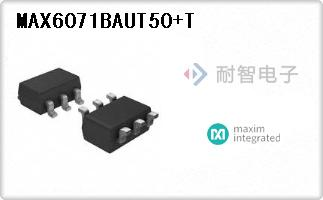 MAX6071BAUT50+T