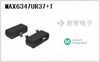 MAX6347UR37+T