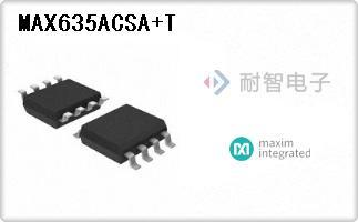 MAX635ACSA+T