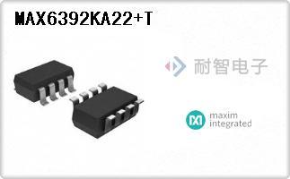 MAX6392KA22+T