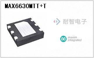 MAX6630MTT+T