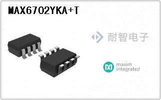 MAX6702YKA+T