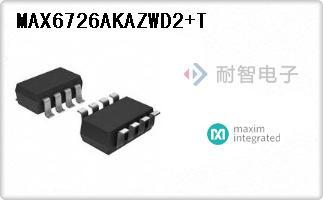 MAX6726AKAZWD2+T