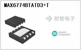 MAX6774BTATD3+T