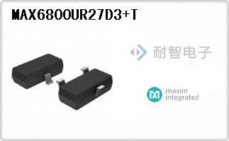 MAX6800UR27D3+T