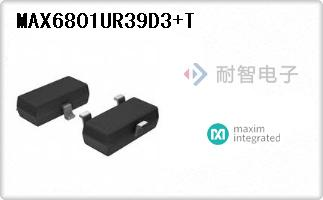 MAX6801UR39D3+T