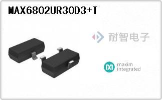 MAX6802UR30D3+T