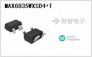 MAX6835WXSD4+T