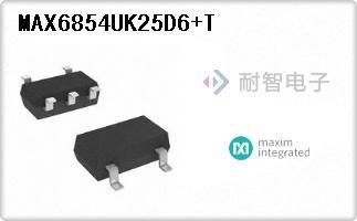 MAX6854UK25D6+T