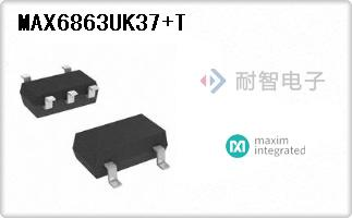 MAX6863UK37+T