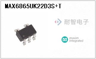 MAX6865UK22D3S+T