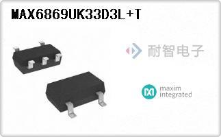 MAX6869UK33D3L+T