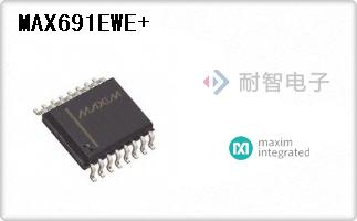 MAX691EWE+
