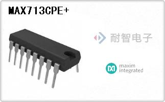 MAX713CPE+