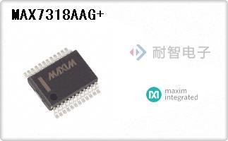 MAX7318AAG+