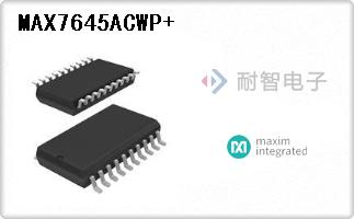 MAX7645ACWP+