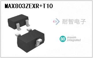 MAX803ZEXR+T10