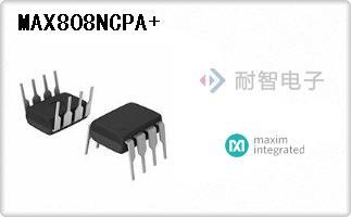 MAX808NCPA+