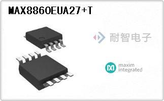 MAX8860EUA27+T
