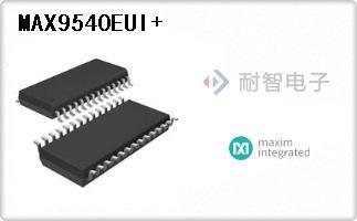 MAX9540EUI+