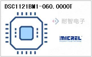 Micrel公司的振荡器-DSC1121BM1-060.0000T