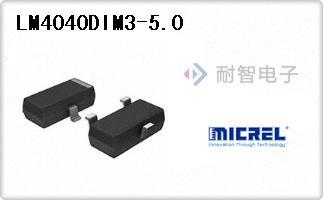 LM4040DIM3-5.0